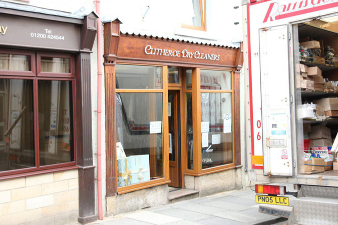 Clitheroe Dry Cleaners