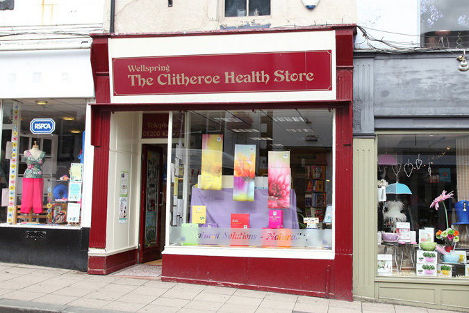 Wellspring - The Clitheroe Health Store