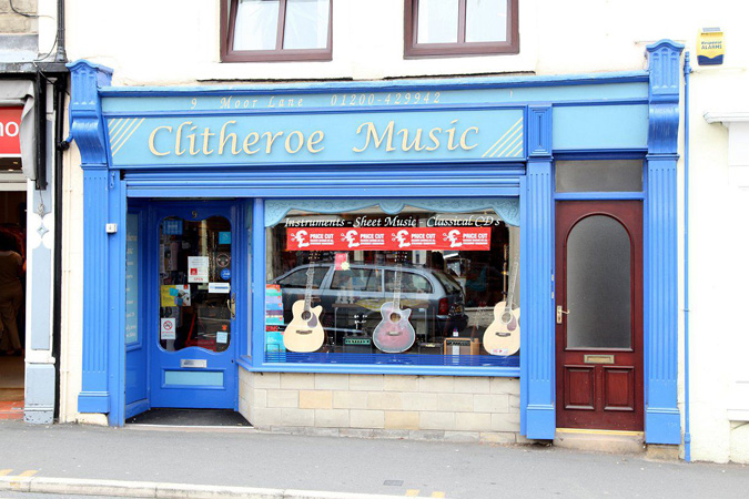 Clitheroe Music & Instruments Ltd.