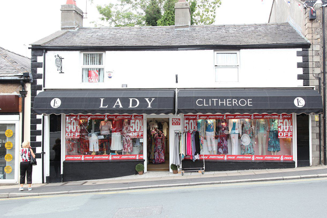 Lady clitheroe
